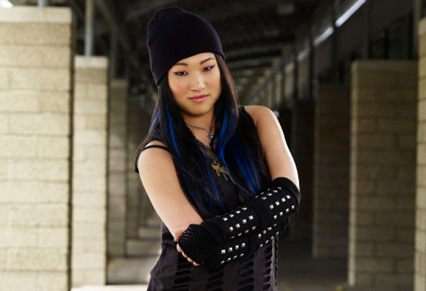 Jenna Ushkowitz as Tina Cohen-Chang