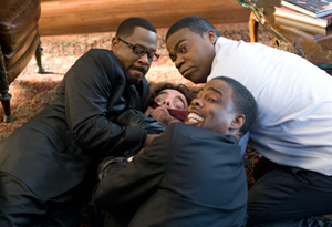 Tracy Morgan in Death at a Funeral