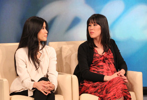 Lisa Ling and Laura Ling