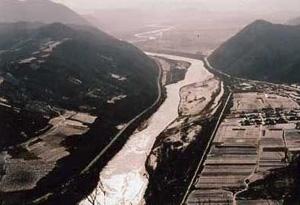 The Tumen River