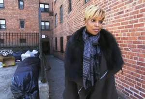 Mary J. Blige in Yonkers