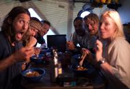 The Plastiki's crew