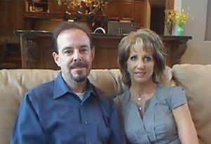 Debbie and Scott