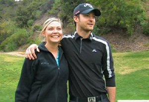 Julie and Justin Timberlake
