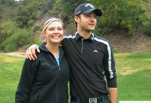 Julie and Justin Timberlake