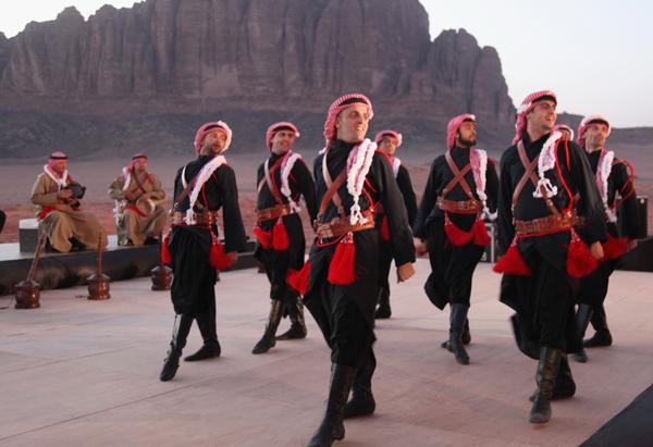 Culture in Jordan