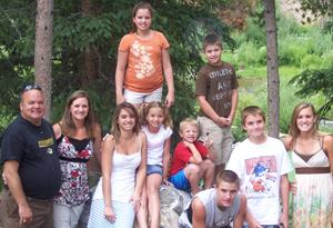 The Eller family