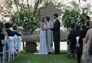 Jenna's wedding day