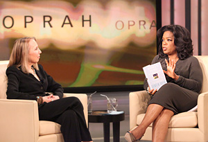 Geneen Roth and Oprah