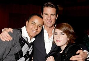 Tom Cruise's family