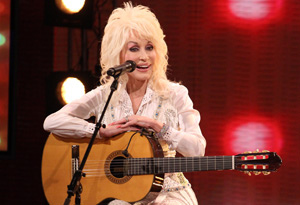 Dolly Parton on Elvis Presley
