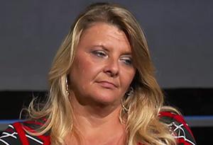 Mike Sisco's sister Tina