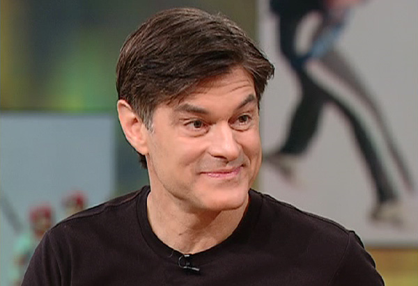 Dr. Oz's steps to increasing mindfulness