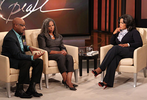 Oprah, J.L. King and Brenda
