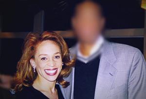 Bridget and her ex-husband