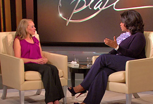 Oprah and Bridget