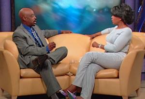 Oprah and J.L. King