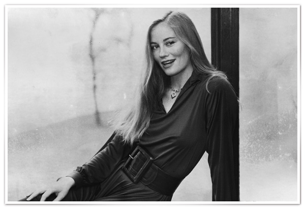 Cybill Shepherd in 1978