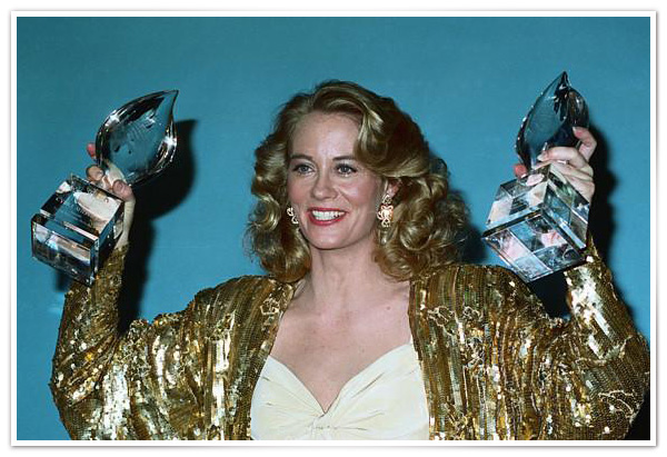 Cybill Shepherd in 1987
