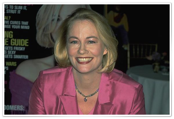 Cybill Shepherd in 2000