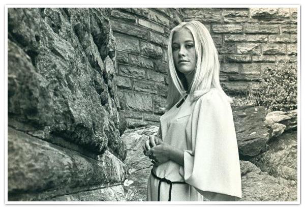Cybill Shepherd in the late 1960s or early 1970s