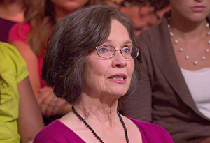 Dr. Mary Sue Moore, an expert on brain trauma