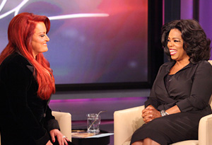 Wynonna talks about weight loss and dating.