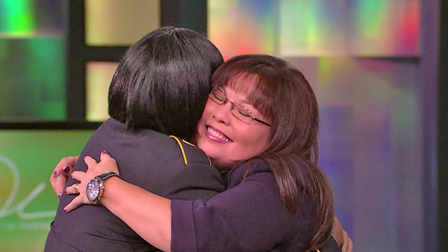 oprahshow Juanita Wilson and Tammy Duckworth Reunite Video