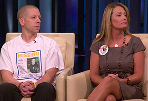 Kyron Horman's parents, Kaine and Desiree