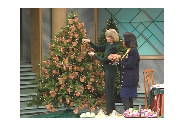 Martha Stewart's Christmas Tree Ideas