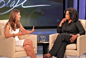 Ingrid Betancourt and Oprah