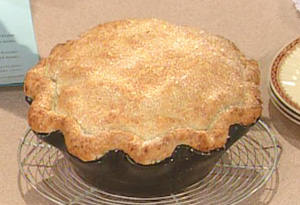 Martha Stewart's Old-Fashioned Apple Pie