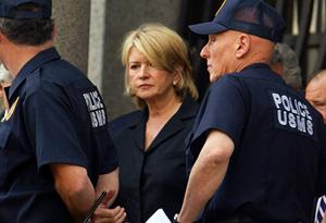 Martha Stewart's trial