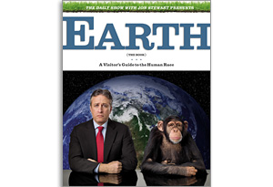The cover of Earth (The Book): A Visitor's Guide to the Human Race