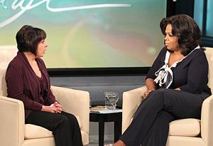 Sarah and Oprah