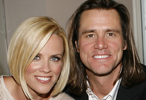 Jenny McCarthy and Jim Carrey