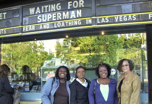 Joann, Blanca, Cheryl and Deborah