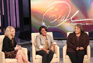 Dr. Laura Berman, Shayla and Carmen