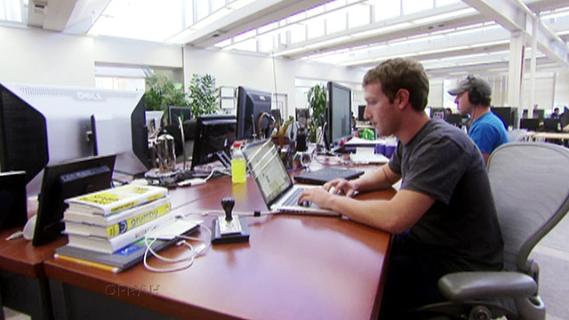 Take A Look Into The Life Of Mark Zuckerberg Video