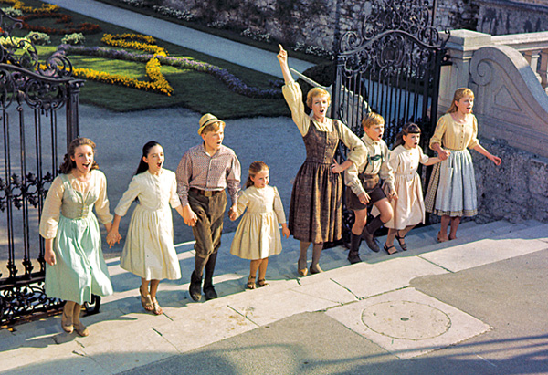 The Sound of Music Do, Re, Mi montage