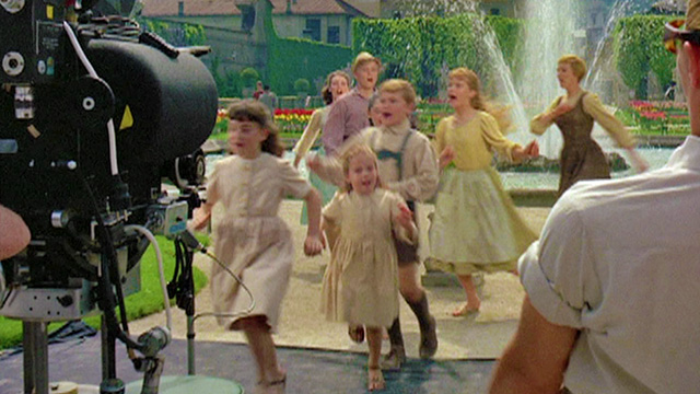 Behind the Scenes of The Sound of Music - Video