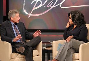 Mark Fuhrman and Oprah