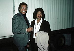 Katherine Jackson and Joe Jackson