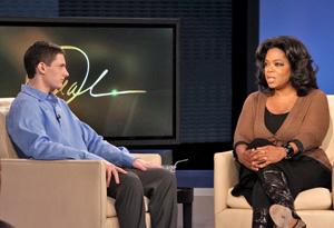 Daniel Kovarbasich and Oprah