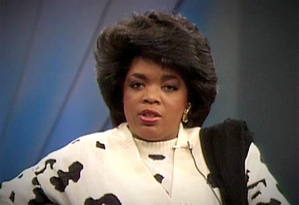 Oprah Winfrey Baby