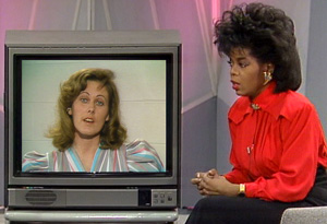 Diane Downs and Oprah