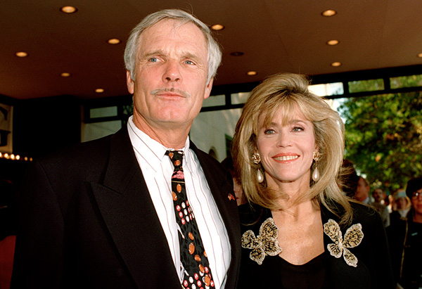 jane fonda ted turner sex life
