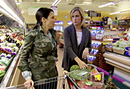 Jessica Seinfeld and Ali Wentworth