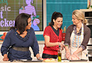 Oprah, Jessica Seinfeld and Ali Wentworth