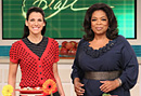 Oprah and Jessica Seinfeld